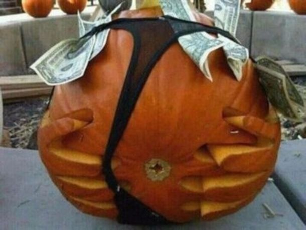 13 Funny Pumpkin Carvings                                                                                                                                                                                 More