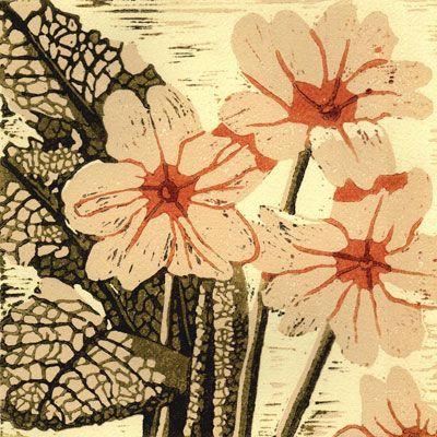 Primrose by Zoe Anthistle (Printmaker)