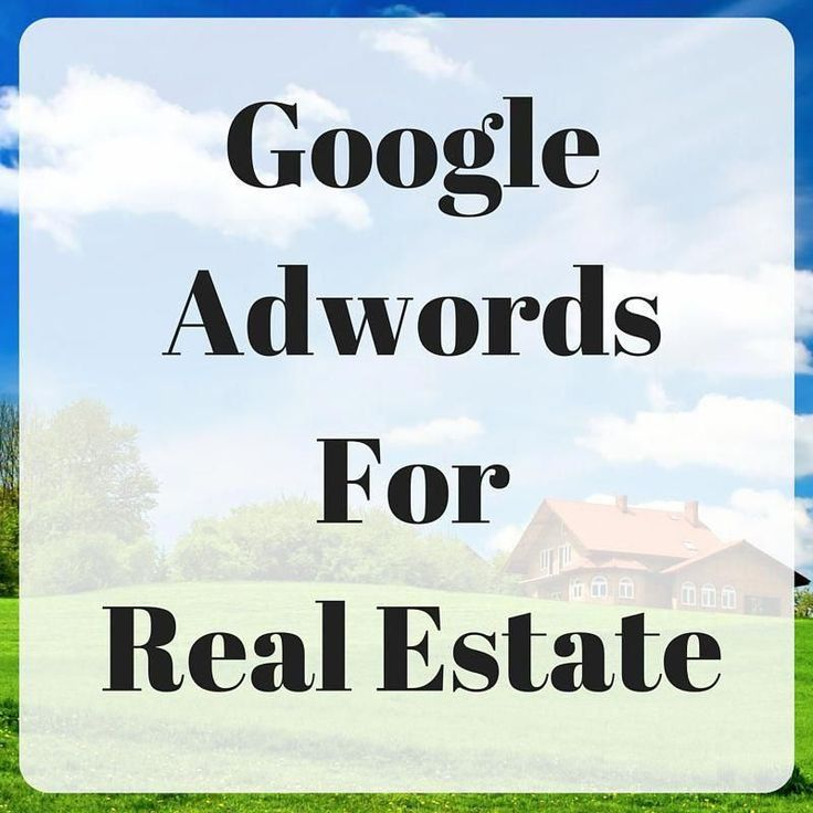 Real Estate Ads That Work: The Two Formulas That Work When Doing Google Adwords …