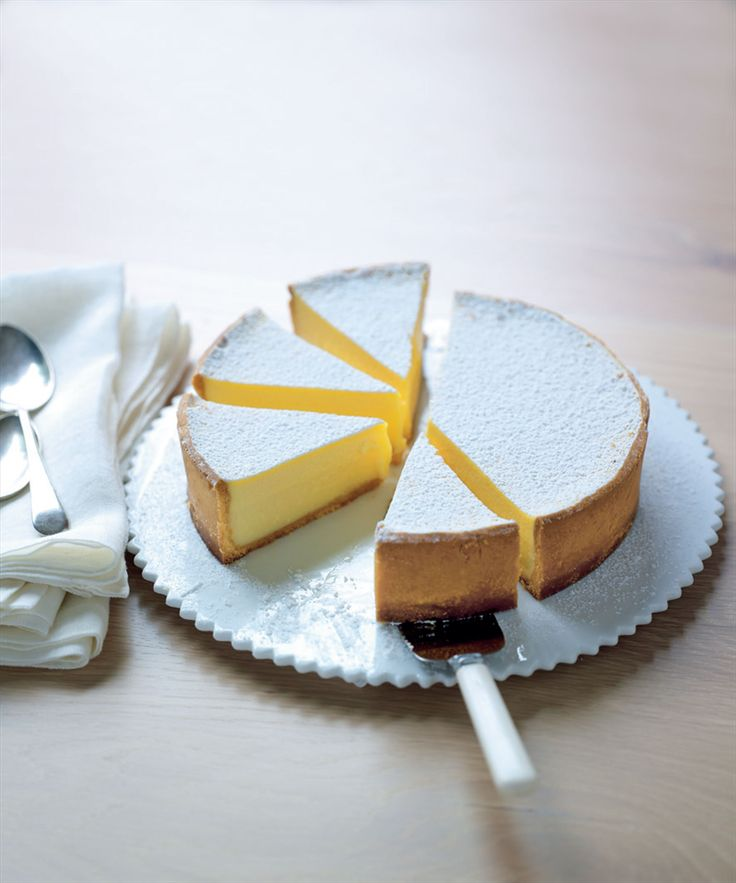 Lemon tart recipe from PS Desserts by Philippa Sibley | Cooked