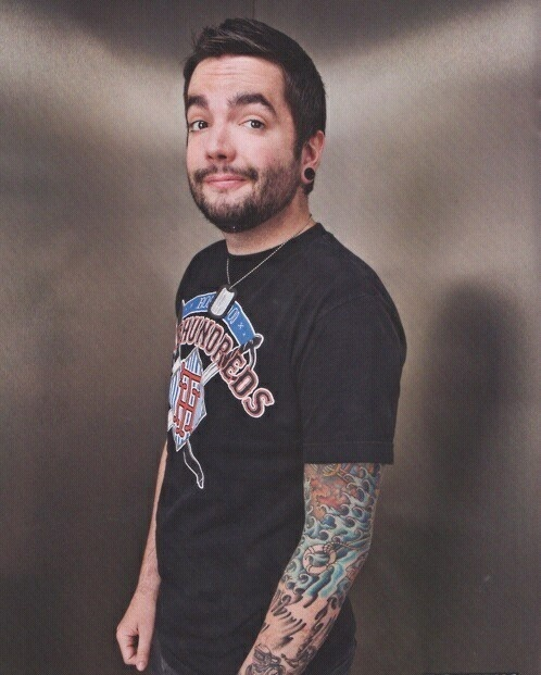 Jeremy McKinnon might as well be singing my life story. I cling to every word. Plus: he's a fox. Be mine.