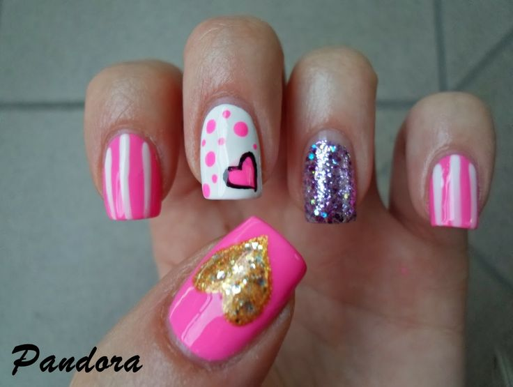 Nails Art: 776 Best Fingers,Toes & Lovely Nails Images On Pinterest