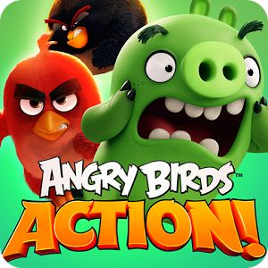 ios and android gamehacks: Angry Birds Action (iOS) (All Versions)