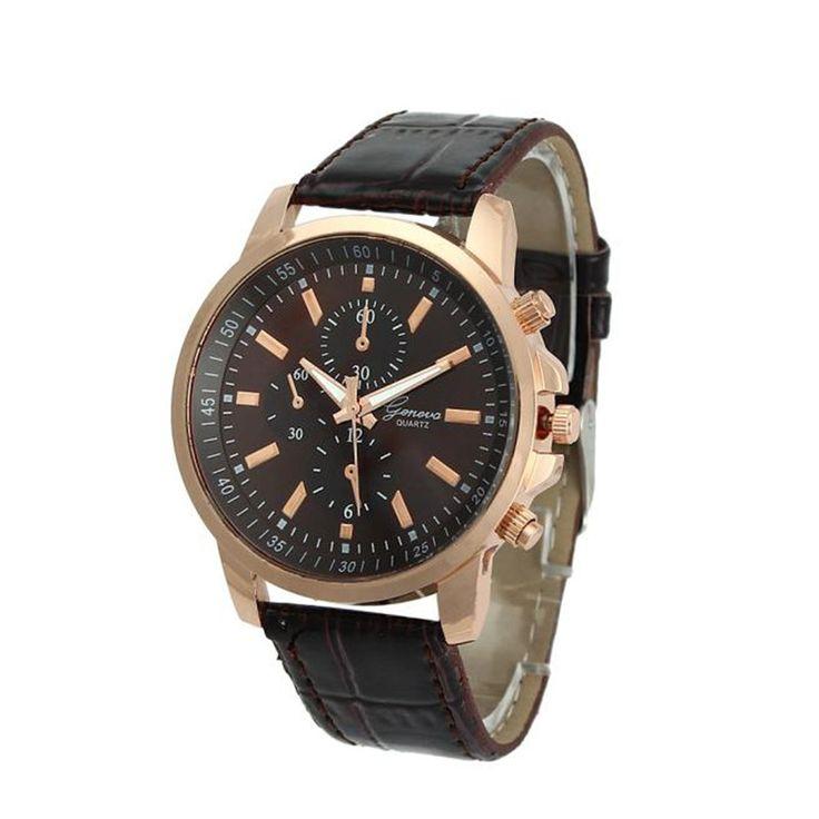$0.99 (Buy here: https://alitems.com/g/1e8d114494ebda23ff8b16525dc3e8/?i=5&ulp=https%3A%2F%2Fwww.aliexpress.com%2Fitem%2FLouise-relogio-masculino-Luxury-Brand-Gold-Watches-Men-Women-2016-Faux-Leather-Three-Eyes-Dial-Quartz%2F32741557334.html ) Louise relogio masculino Luxury Brand Gold Watches Men Women 2016 Faux Leather Three Eyes Dial Quartz Wristwatch For Women Men for just $0.99