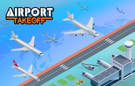 Airport Takeoff Games online