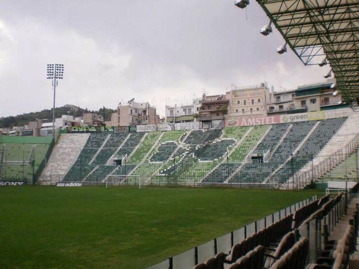 Apóstolos-Nikolaidis-Stadium, Panathinaikos Athens