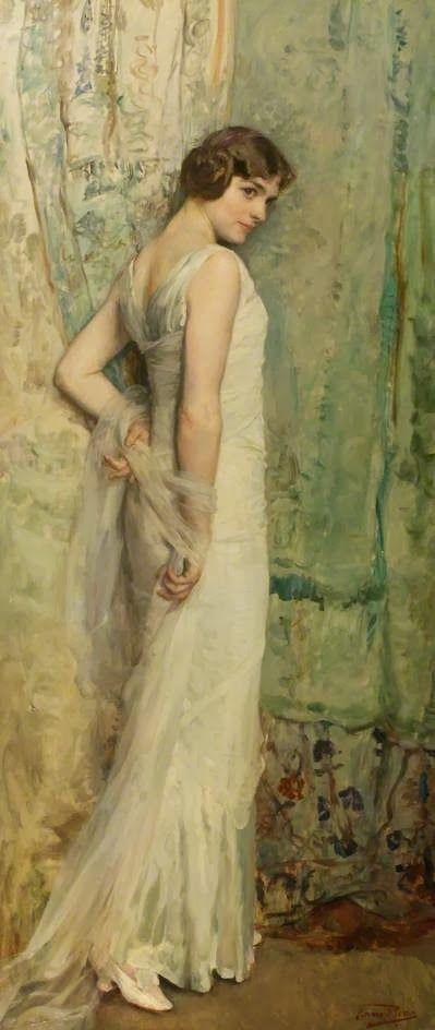 Jeunesse. Herman Jean Joseph Richir (Belgian, 1886-1942). Oil on canvas. Dundee…
