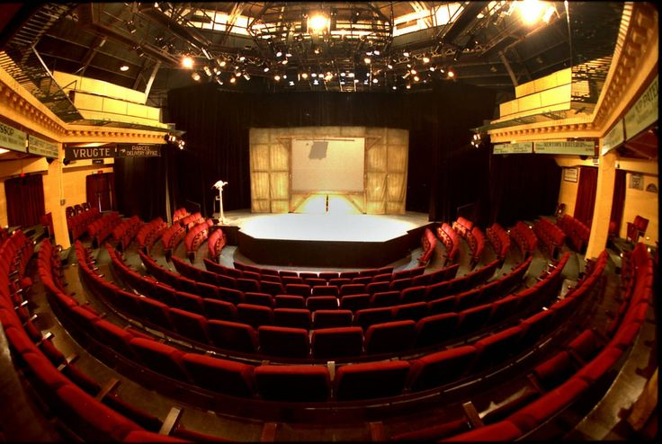 Johannesburg: The Market Theatre
