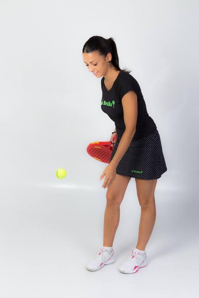 Falda Padel-Tenis Modelo Chic