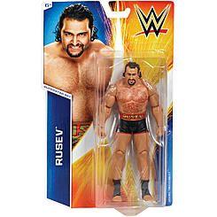 WWE Rusev - WWE Series 54 Toy Wrestling Action Figure