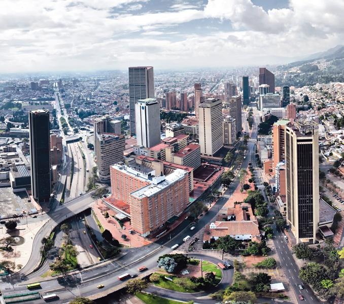 Bogota DC, Colombia