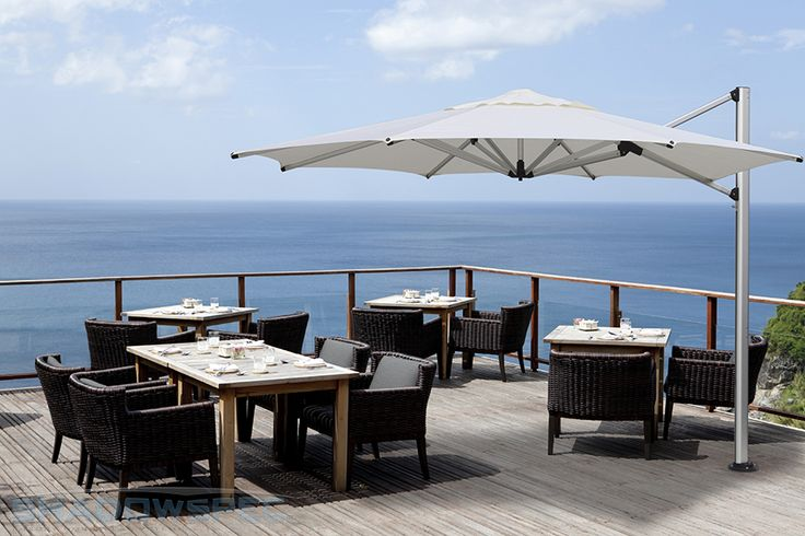 SHADOWSPEC - Global Suppliers of Luxury Outdoor Umbrella Systems. The SU4 is a brilliant umbrella for your deck or balcony.It is elegant and simple to operate, and available in a range of colours that are sure to complement your outdoor furniture. Click below for more information: www.shadowspec.com (USA) www.shadowspec.com.au (Australia) www.shadowspec.co.nz (NZ/Other)