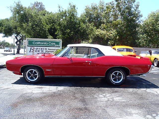 1968 Pontiac GTO For Sale $34,900