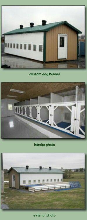 Lancasterbarns.com Dog kennel