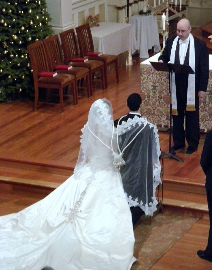 FilipinoTraditional VeilCord And Coins Wedding Ceremony By Senior Pastor TomasPadre Burgos