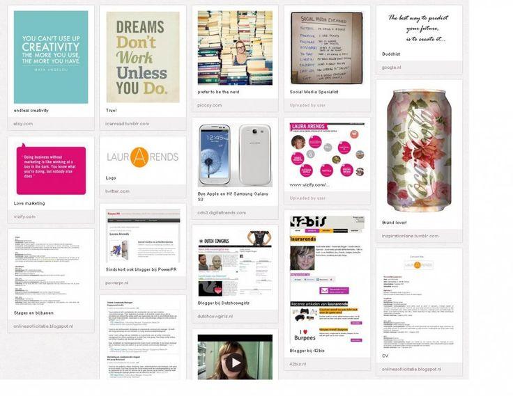 Zo gebruik je Pinterest in de zoektocht naar een baan
