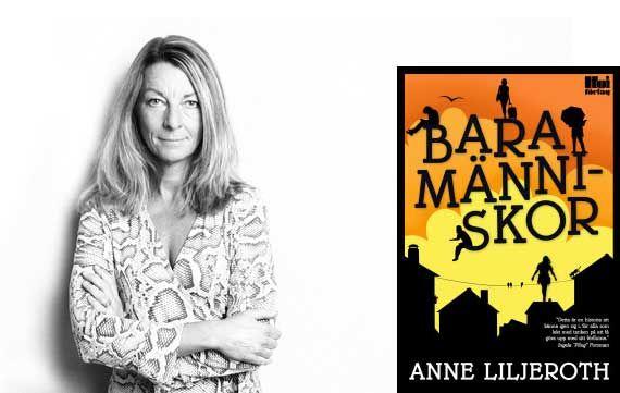 Veckans gäst – Anne Liljeroth