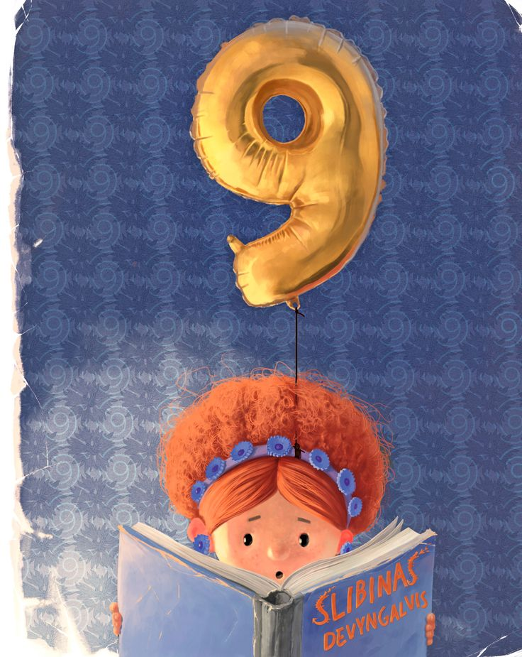 Stories of numbers. Children's book on Behance