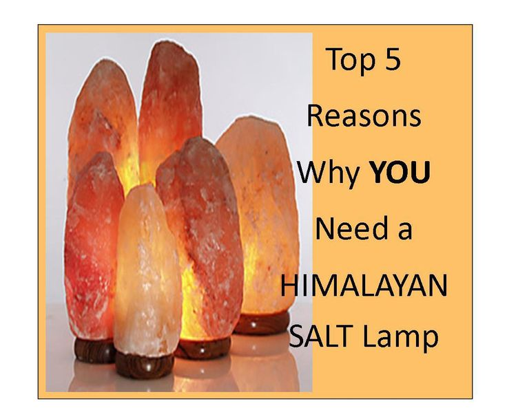 Top 5 reasons why you need a Himalayan Salt lamp Have you ever notice a chunk of pink salt sitting one some ones desk at work or in their home. Let me tell you the top 5 reasons why every home shou…