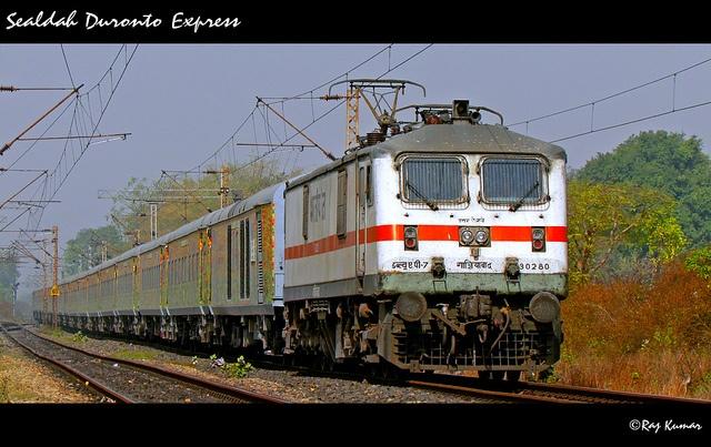 Sealdah Duronto Express | Flickr - Photo Sharing!