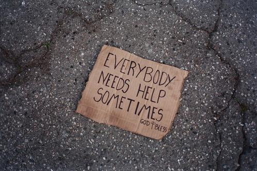 Help the poor. Wisdom in words Pinterest