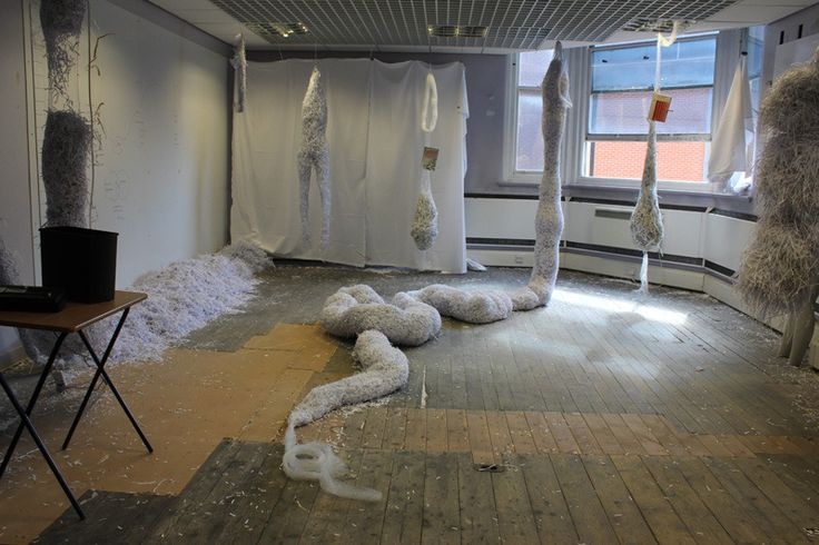 Roger Bygott - 'All the Things I Never Did' (Studio installation view), 2014