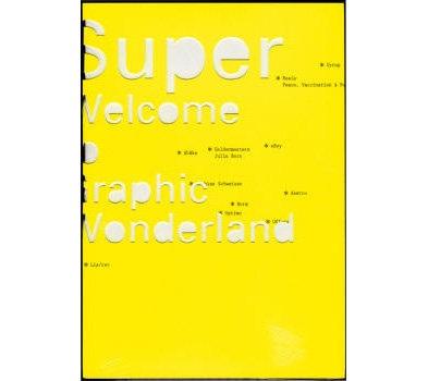 Super - Welcome to Graphic Wonderland. I found this on shop.visualjunkie.no