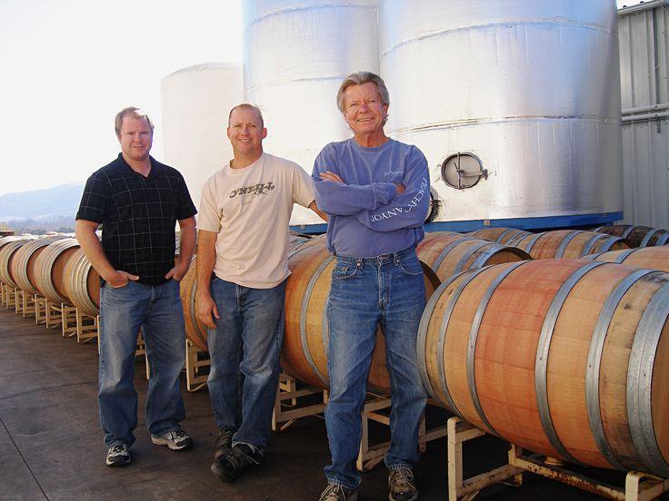 Peachy Canyon Winery _ Paso Robles, California