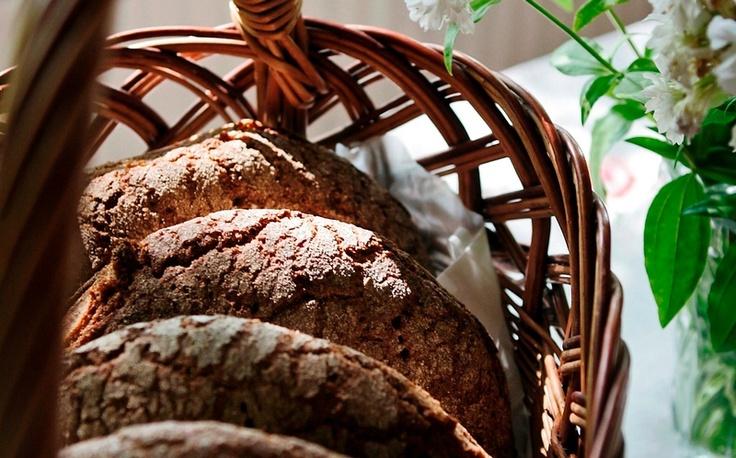 Tuoretta ruisleipää  #rye #bread #healthy food