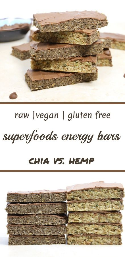 Superfoods Raw Energy Bars