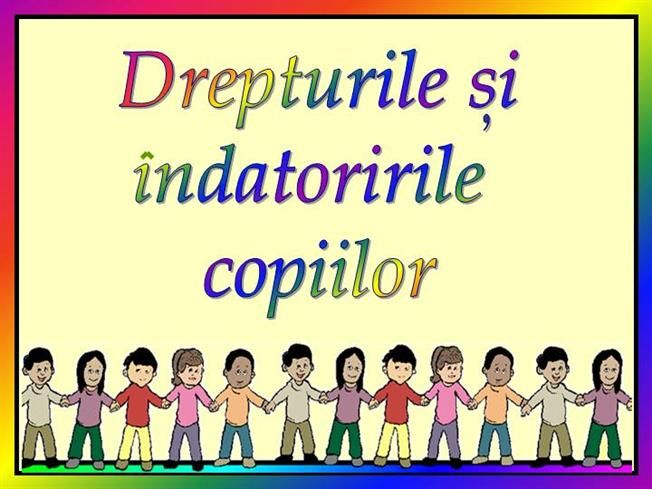 drepturile copilului ppt by aSGuest136932 via authorSTREAM