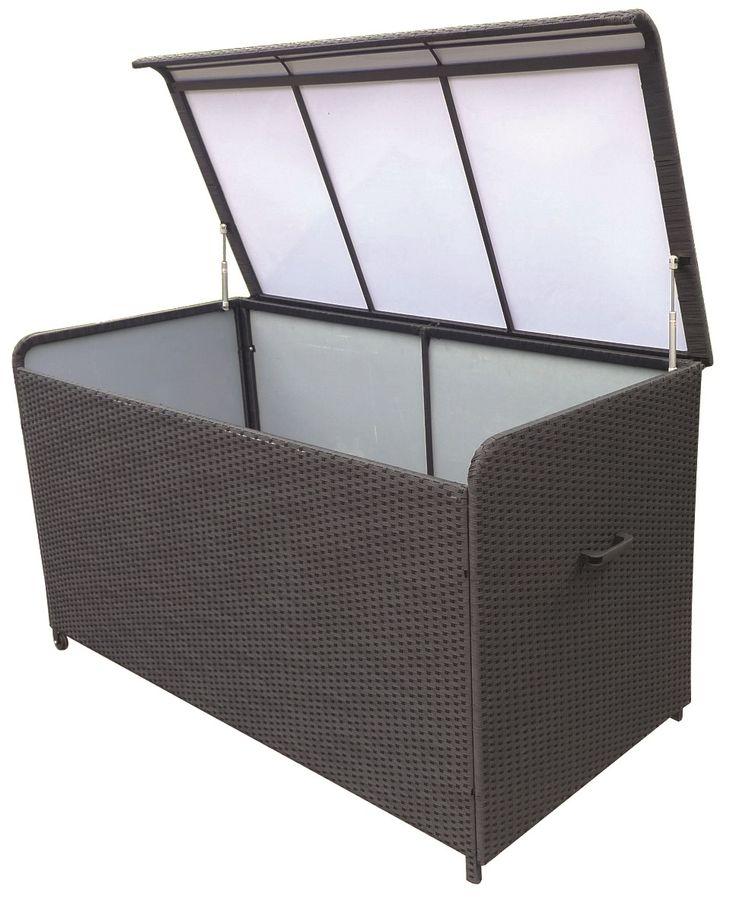 Förvaringsbox för dynor från Mellby Garden hos ConfidentLiving.se
