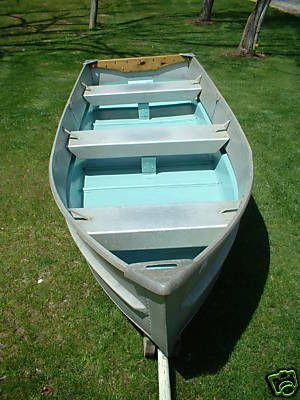 Small Aluminum Boats Some basic needs in life.