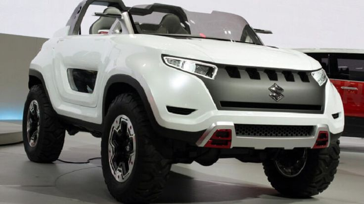 Maruti Suzuki Gypsy New Model Going to Launch in 2018