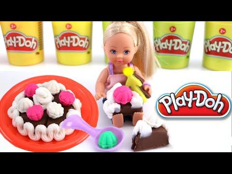 Play Doh Cake Princess BIRTHDAY Toys Plastilina Torta de Cumpleaños 生日蛋糕 with Funny Toyo Surprise 💕 ◕‿◕ 💕 Don't forget to like, share and subscribe for more ...