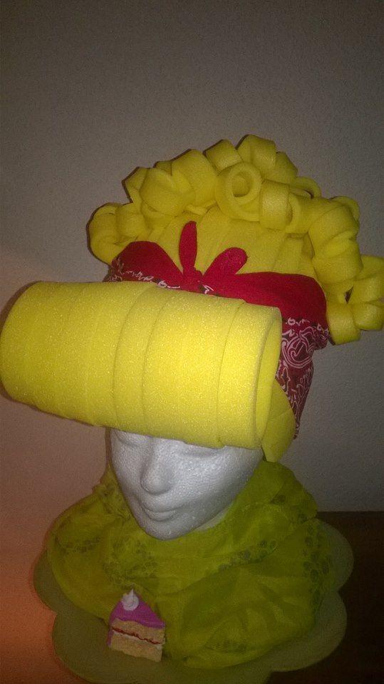 301 Best Images About Foam Wigs On Pinterest