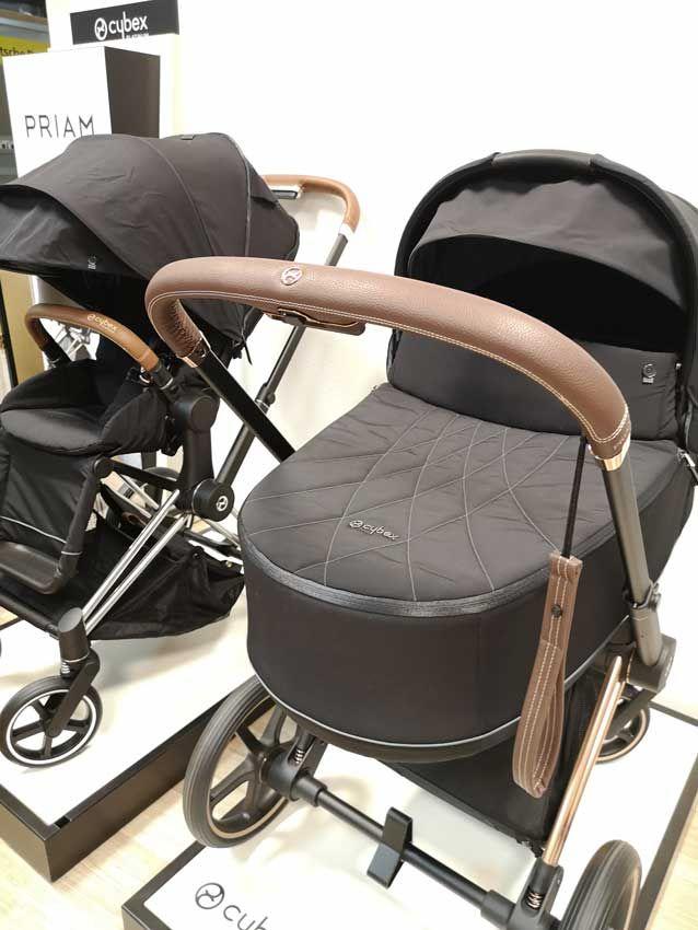 Der Cybex Priam Kinderwagen 2020 Cybex Stroller Baby Prams