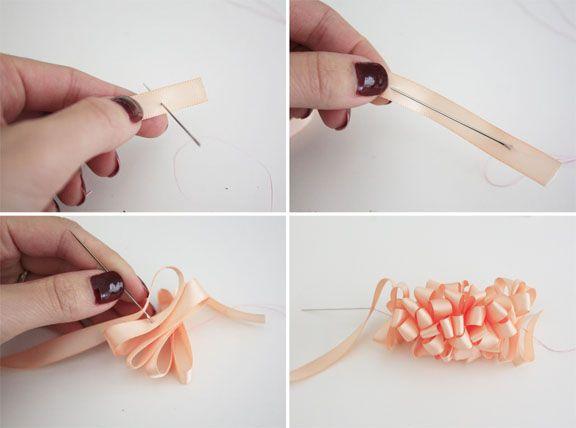 DIY Hawaiian Ribbon Lei | Lavender's Blue Desi…
