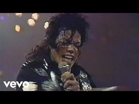 Michael Jackson - Wanna Be Startin' Somethin' - YouTube