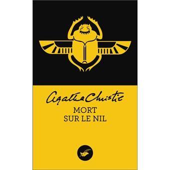 Mort sur le Nil - poche - Agatha Christie -