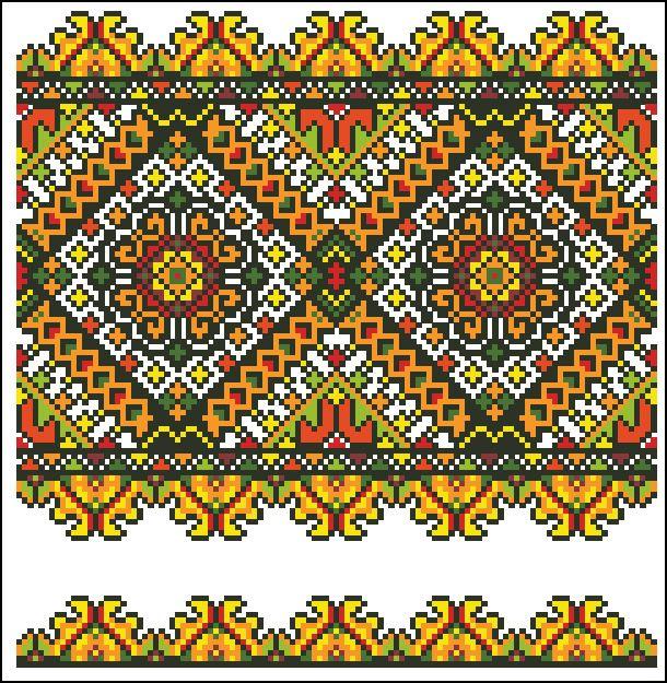 (100) Gallery.ru / Фото #82 - Рушники - мои перенаборы - kaetzchen
