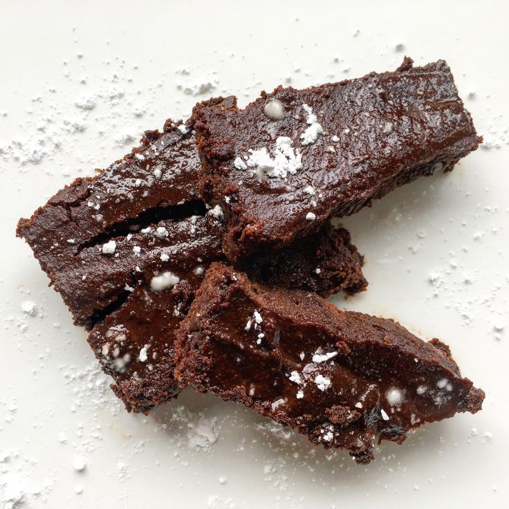 Yummy grain free brownies from @bitesforfoodies
