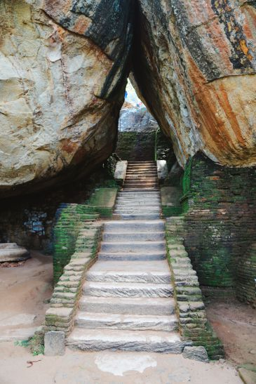 The Complete Guide To Climbing Sri Lanka's UNESCO World Heritage Site Of Sigiriya - Lion Rock (14)