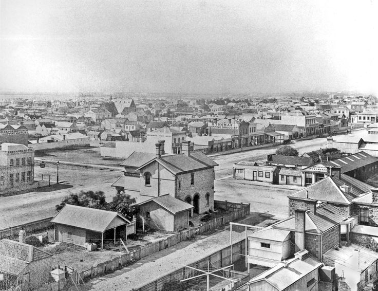 History of Port Melbourne | Inner South Community Health Service