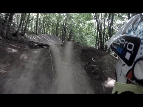 SJ4000 HD Action Camera  MTB Bike Park SWUP 2014 SJ4000 HD