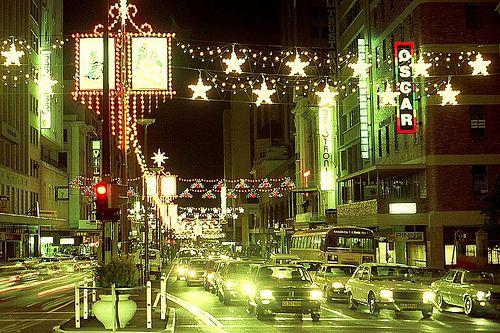 Christmas in Adderley Street - 1980