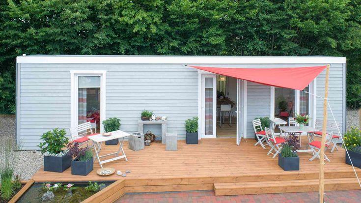 Minihaus-Anbieter: Hier gibt's kleine Häuser unter 100 ...