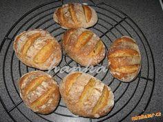 Dalamánky ze starého chleba