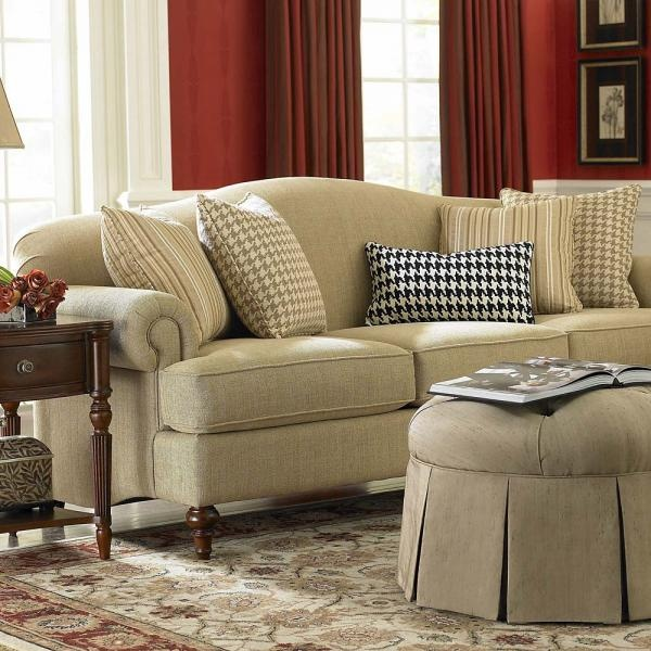 Jefferson Sofa Bassett Furniture Family Room