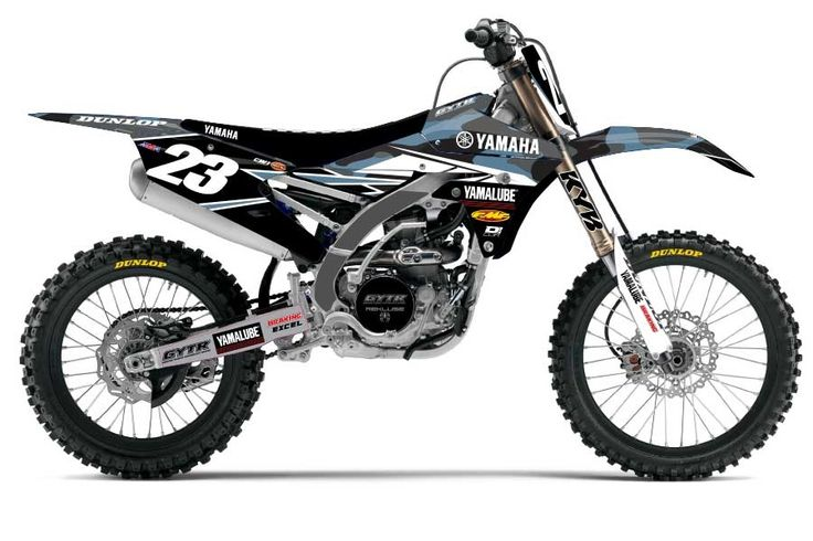 D'Cor Visuals Star Racing Yamaha Team Camo Replica.  www.itlcanada.com